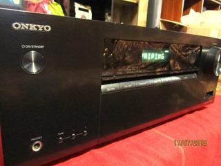 Amplificador Receiver Onkyo Htr395 Yamaha Denon Pioneer