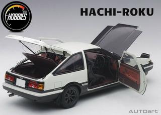 Hachi-roku / Autoart / Escala 1:18 / Hobbies 360