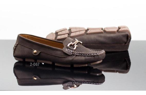 Zapato Casual Para Dama Mujer Calzado Nacional Tipo Mocasín