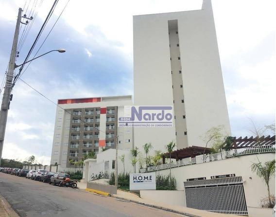 Apartamento Para Alugar Em Bragança Paulista, Jardim Do Sul, Home Singular - Ap0162