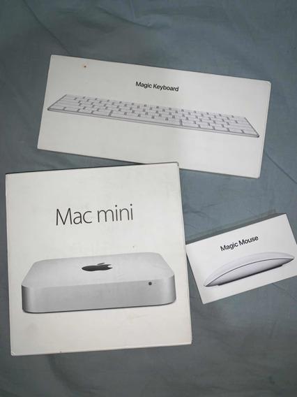 Mac Mini (late 2014) + Mouse E Keyboard
