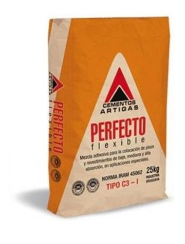 Pegamento P/usos Especiales Perfecto Flexible 25 Kg.