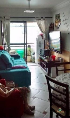 Imagem 1 de 15 de Apartamento À Venda, 52 M² Por R$ 280.000,00 - Penha De França - São Paulo/sp - Ap2669