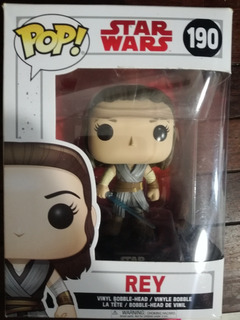 Funko Pop Rey #190 Star Wars