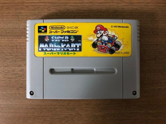 Super Nintendo Super Mario Kart