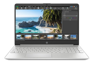 Notebook Hp Core I5 1035g1 10ma 32gb Ssd 480gb 15,6 Touch