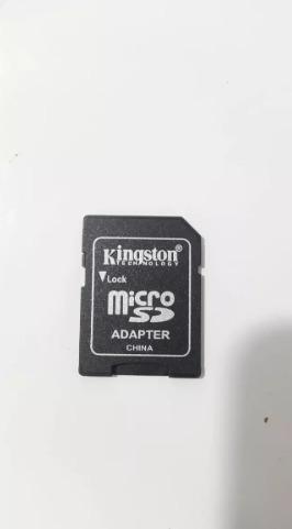 Kit Adaptador Micro Sd Kingston Cartão De Memória - 70 Un