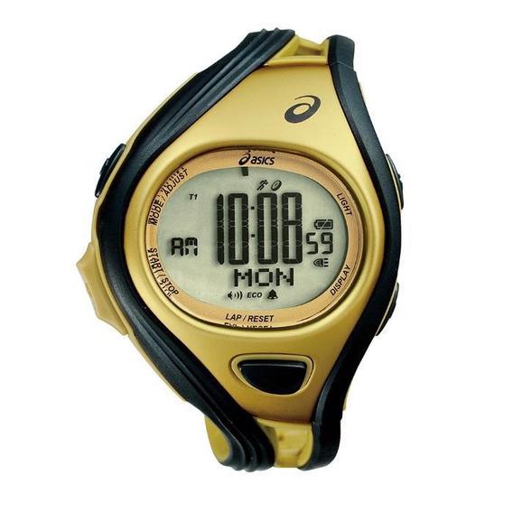 Relógio De Pulso Asics Challenge Super - Dourado