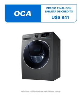 Lavasecadora Samsung Carga Frontal 10,5 Kg Wd10 Stienda