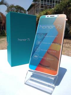 Huawei Honor 7s + Forro 360 + Vidrio Tienda Física+garantia