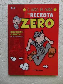 O Livro De Ouro Do Recruta Zero Nº 1! Pixel 2014!