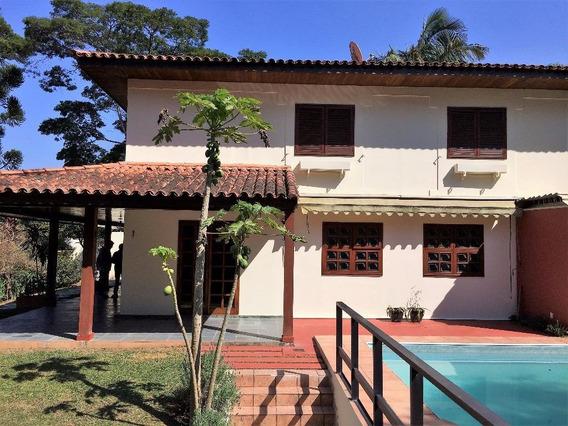 Casa Com 4 Dormitórios Para Alugar, 320 M² Por R$ 4.500,00/mês - Granja Viana Ii Gleba 1 E 2 - Cotia/sp - Ca3662