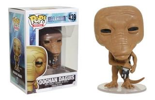 Funko Pop! Valerian - Doghan Daguis Limited Edition Chase V2