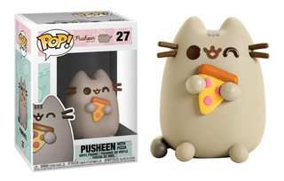Funko Pop Pusheen With Pizza #27 Toystoing