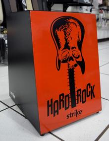 Strike Cajon Acústico Sk4020 Hard Rock