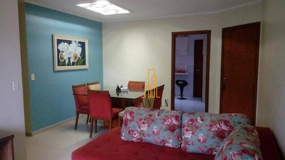 Apartamento Com 4 Dormitórios À Venda, 114 M² Por R$ 557.000,00 - Nova Petrópolis - São Bernardo Do Campo/sp - Ap1537