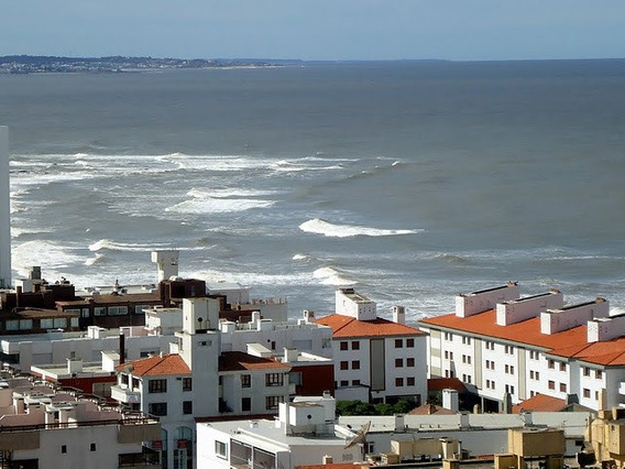 Punta Del Este, Península, Piso Alto, Luminosa, Vista.