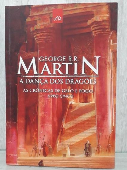 A Dança Dos Dragões - As Crônicas De Gelo E Fogo (6 Livros)