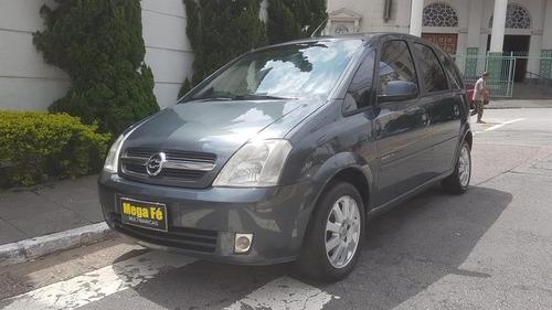 Chevrolet Meriva Premium 1.8 Flex Completo Cinza 2007