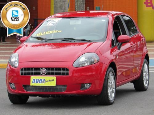 Imagem 1 de 15 de Fiat Punto 1.4 Attractive Italia 8v