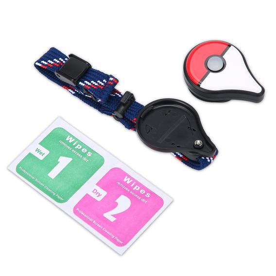 Pulseira Profissional Bluetooth Para Pokemon Ir Mais Punho D