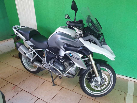 Moto Bmw Gs 1200 14/15 Oferta 45.000,00 Troca Somente F250