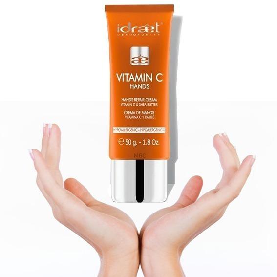 Vitamina C Hands Crema De Manos Idraet De Viaje 45gr