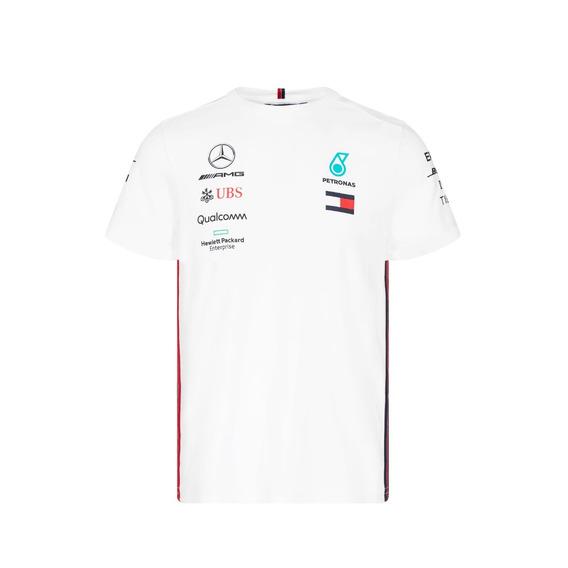 Playera Mercedes Benz Petronas Manga Corta Nueva **2019**