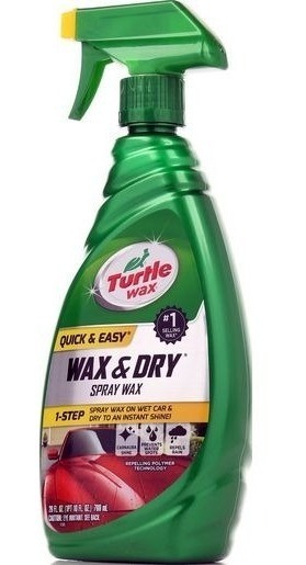 Cera Wax & Dry Turtle Wax