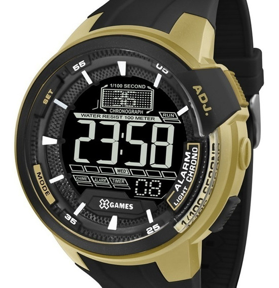 Relógio Digital X-games Masculino Xmppd483 Pxpx