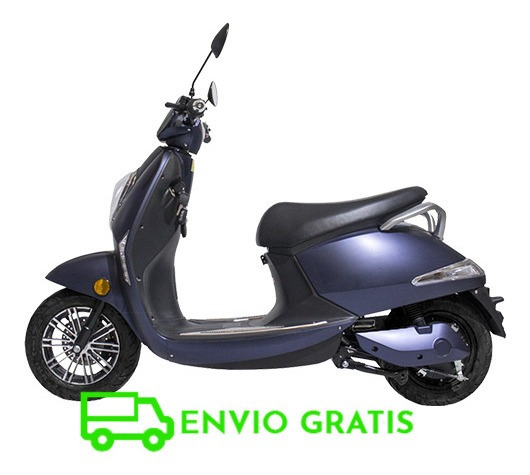 Moto Eléctrica Scooter Sunra 44km / Eco Alsina