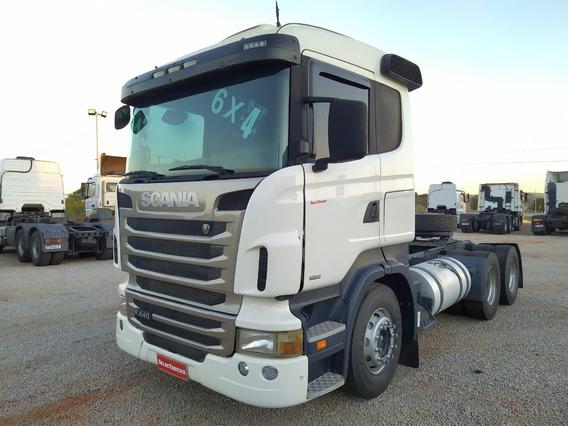 Scania R 440 6x4 2013 Automática = Fh 540 = Actros
