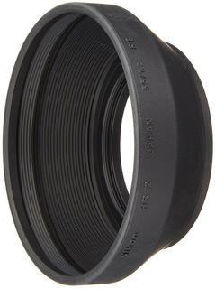 Nikon Goma Sombrilla Para Lente De 50mm