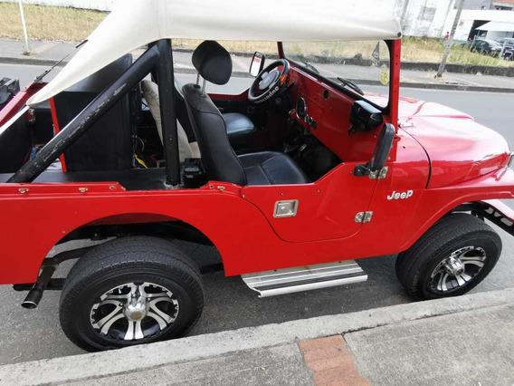 Willis 1964 Jeep