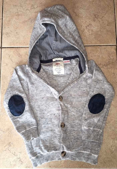 Saquito Cardigan Sweater T24-36meses Niños. Zara. Impecable!