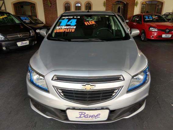 Chevrolet Onix Lt 1.4 Aut. 2014 Prata