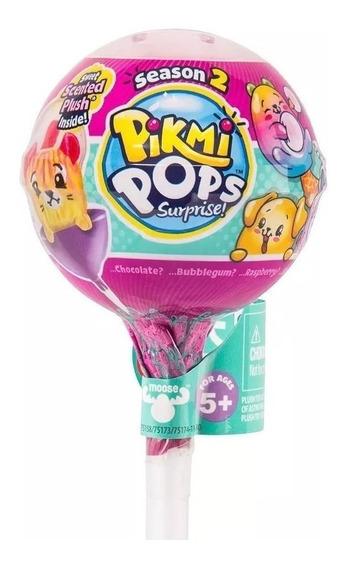 Pikmi Pops Surprise Original Chupetin Peluches Con Aroma