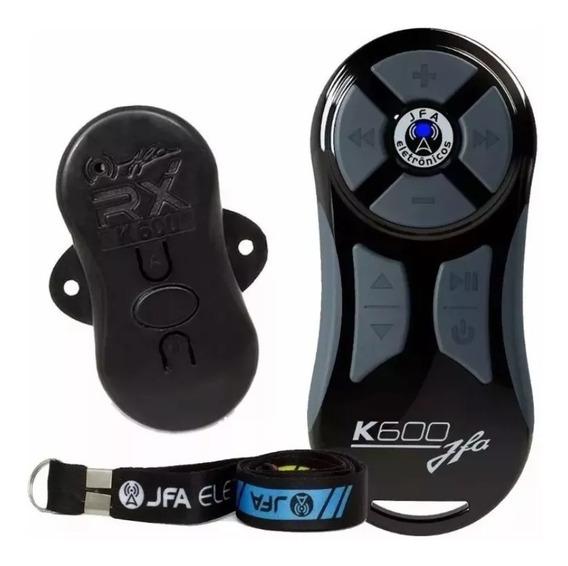 Controle Longa Distancia Jfa Preto / Cinza K600 Full