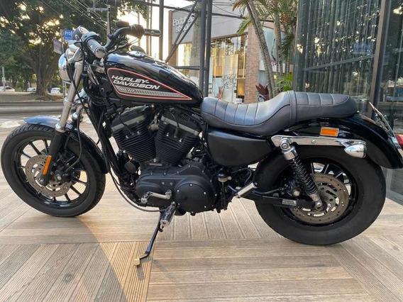 Harley-davidson Iron 883 Preta 2008