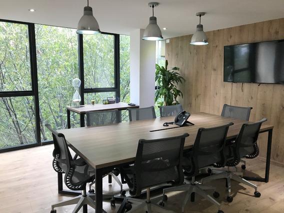 Oficinas Equipadas De Gran Diseño