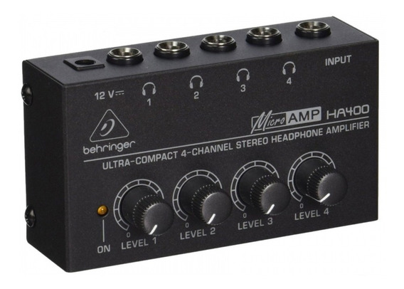Powerplay Behringer Ha400