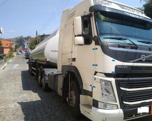 Volvo Fm12 380 6x4 C/ Tanque De Combustível 2016/2016