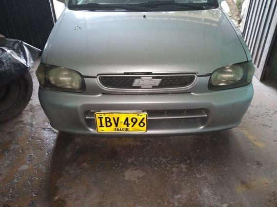 Chevrolet Alto 2002 Twin Cam