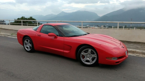 Chevrolet Corvette 5.7 2p Coupe Paq A Mt