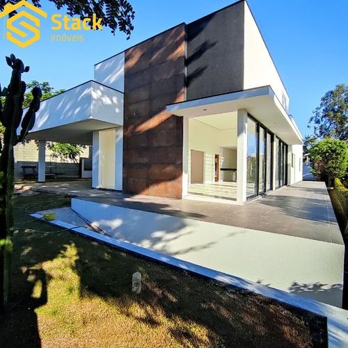 Casa Alto Padrão Com Edícula - Condomínio Parque Da Fazenda - Itatiba/jundiaí-sp - Ca01831