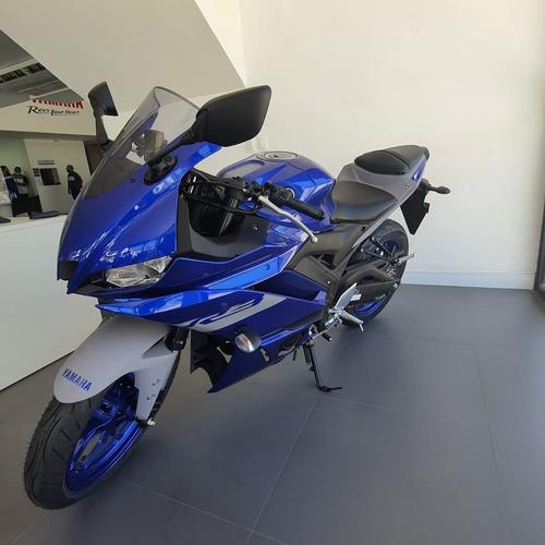 Imagem 1 de 7 de R3 Yamaha Abs Azul