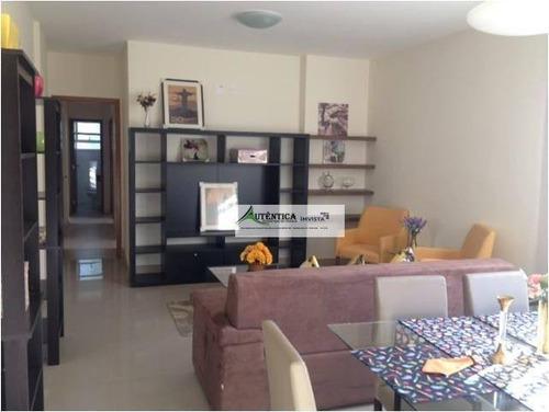 Imagem 1 de 15 de Cobertura Residencial À Venda, Santa Efigênia, Belo Horizonte. - Co0182
