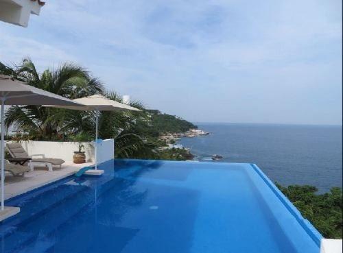 Hermosa Casa Con La Mejor Vista En Acapulco