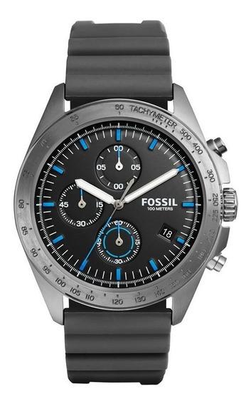 Relógio Masc Fossil Analóg Sport 54 Ch3063/1cn Lacrado