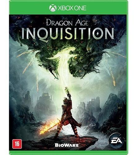 Game Xbox One Dragon Age Inquisition Novo Lacrado